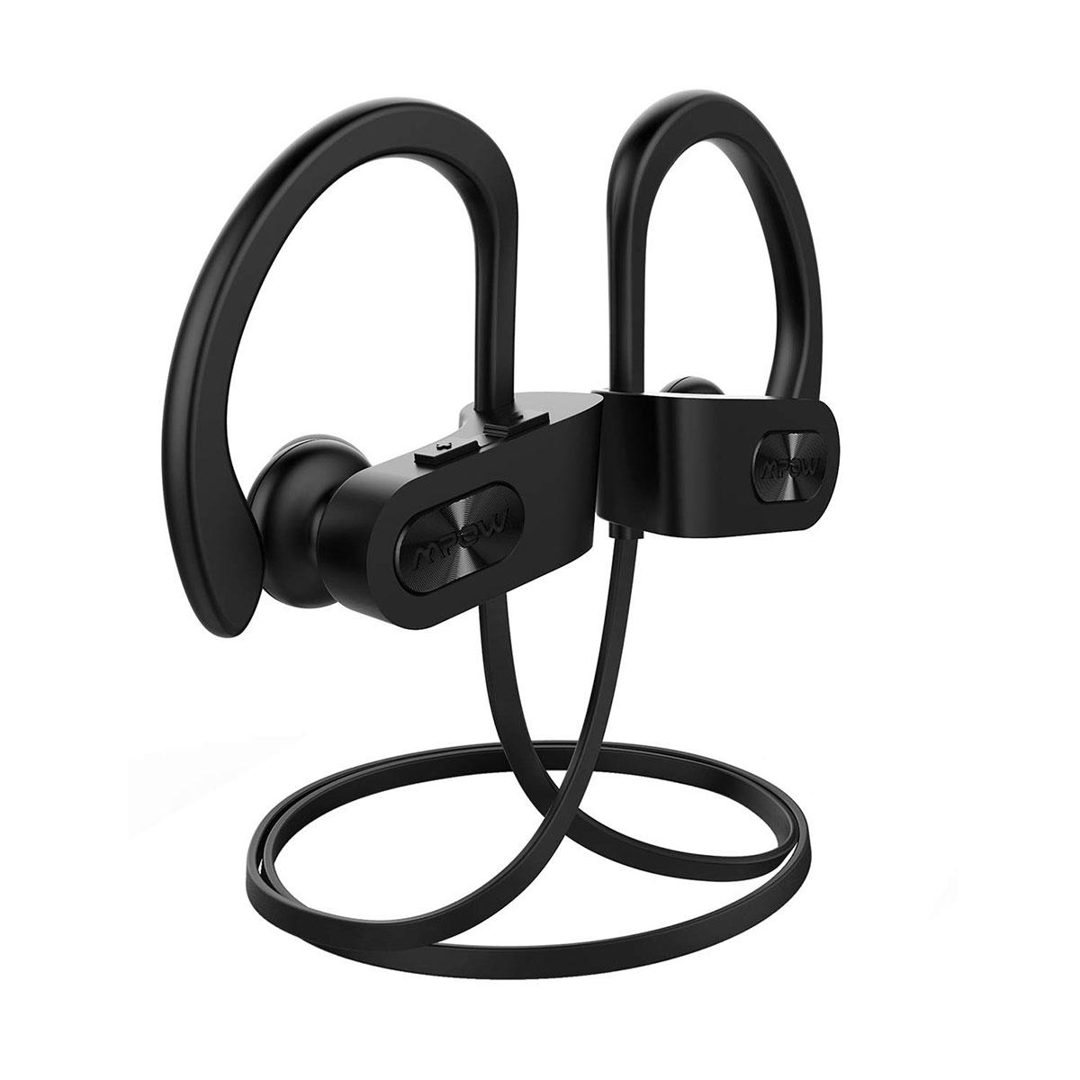 Mpow Flame BH088A Bluetooth IPX7 Waterproof Wireless Sport Headphones