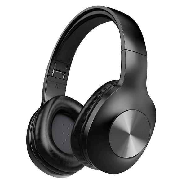 Letscom H10 Hi-Fi Deep Bass Foldable Wireless Over Ear Headphones with Mic
